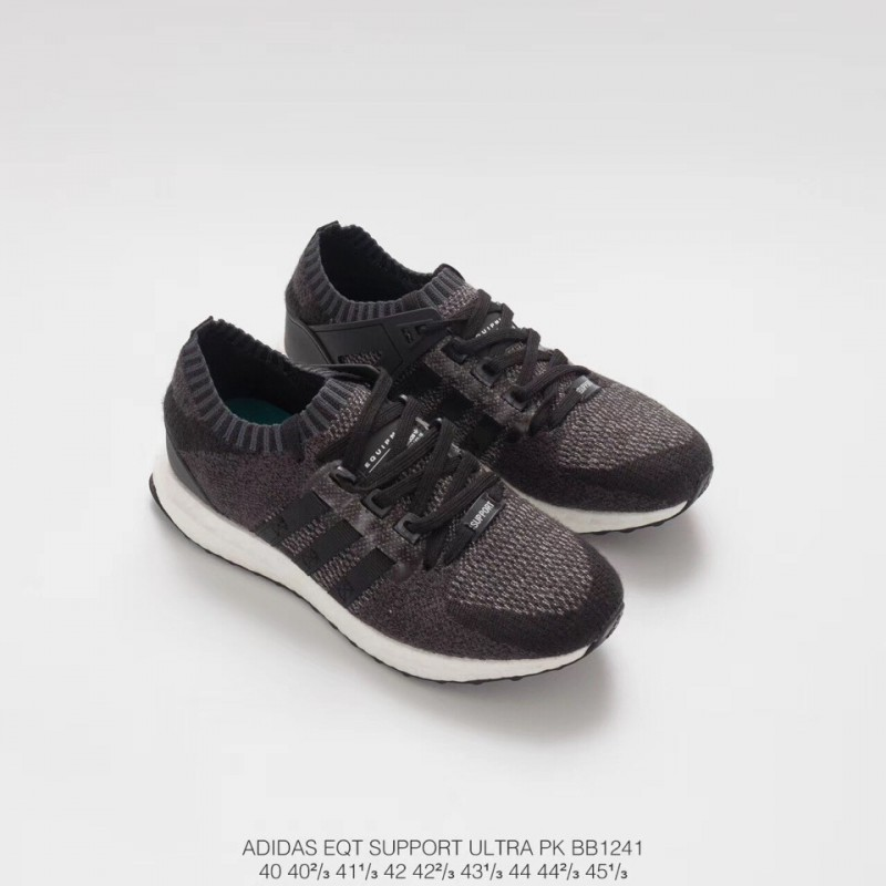 new product 24abe 92ccc ... Bb1241 Knitting EQT Adidas EQT Support Ultra VS Knitting EQT Hybrid  Generation Boost Vintage Jogging Shoes