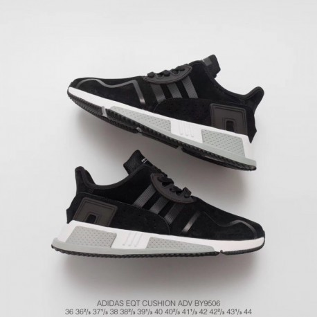 best service 44151 f4371 New Sale By9506 Adidas EQT Cushion Adidas V Hybrid Impact Collection  All-Match racing shoes