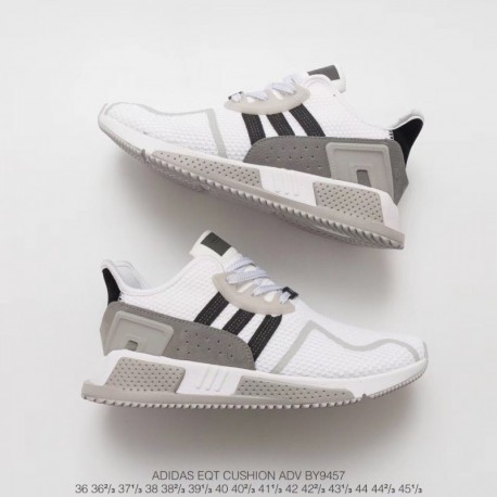buy online b1436 6acf9 Adidas Eqt Cushion Adv Shoes Men's,Adidas Eqt Racing Zebra,BY9457 adidas  EQT Cushion Adidas V Hybrid Impact Collection All-matc