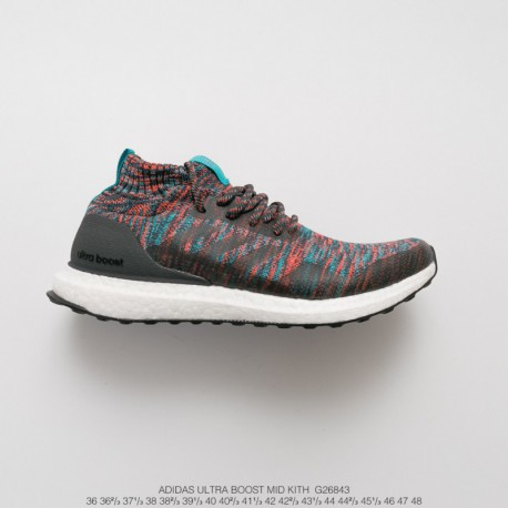 purchase cheap 5fe3a 3e8fd Adidas X Kith Ultra Boost Mid,Adidas Ultra Boost Mid Kith Nonnative,G26843  Ultra Boost UNISEX New York famous shoe store Kith x