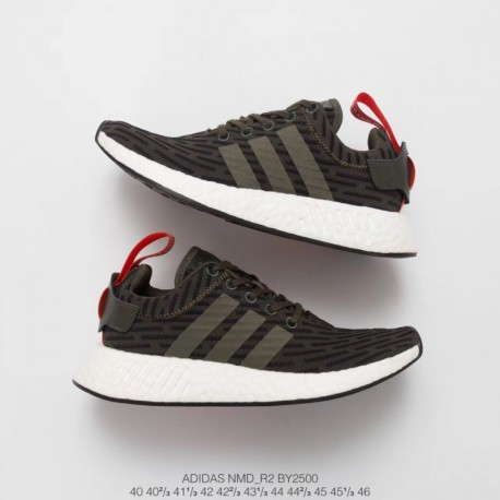 reputable site 5078d 5dac7 Adidas Nmd R2 Men,White Adidas Nmd R2,BY2500 Adidas nmd r2 VS NMD R2  retains R1 original Design style