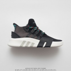 Yeezy EQT Support ADV Primeknit-Women's-Running-Shoes-Energy Aqua/Energy Aqua/Black-sku:BZ0006