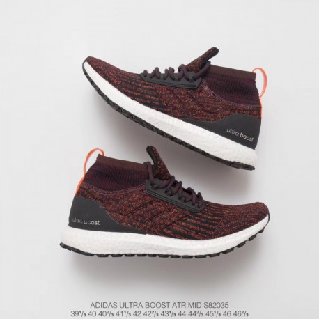 official photos 34de1 a002b Adidas Ultra Boost Mid Atr,Ultra Boost Atr Mid Adidas,S82035 adidas Ultra  BOOST ATR Mid Collar is the most eye-catching after t