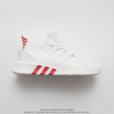 Cq2992 UNISEX FSR Highest Deadstock Adidas EQT Basketball Adidas V Collection Street Basketball Short Knitting Jogging Shoes