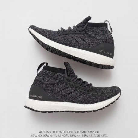huge selection of 9eb8a 70b6a Adidas Ultra Boost Atr Mid Burgundy,Adidas Ultra Boost Atr Mid Black,S82036  adidas Ultra BOOST ATR Mid Collar is the most eye-c