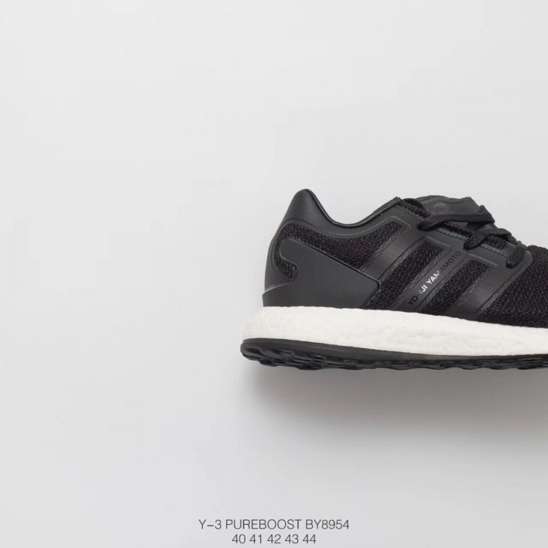 3b2a5581fa573 ... By8954 2017 division adidas y-3 pure knit boost black Navy black and  white
