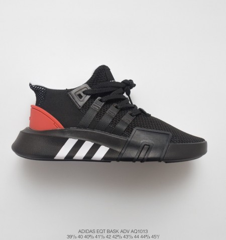 Aq1013 Mens FSR Deadstock Adidas EQT Basketball Adidas V Collection Street Basketball Short Knitting Jogging Shoes Full Bred Wh